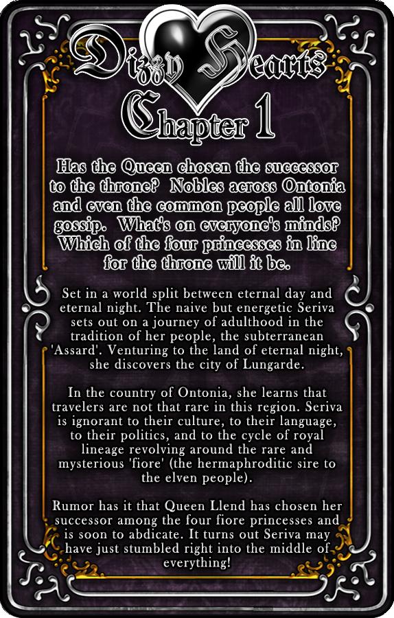Dizzy Hearts Chapter 1