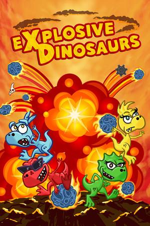 Серверы Explosive Dinosaurs