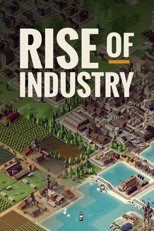 Rise of Industry poster image on Steam Backlog