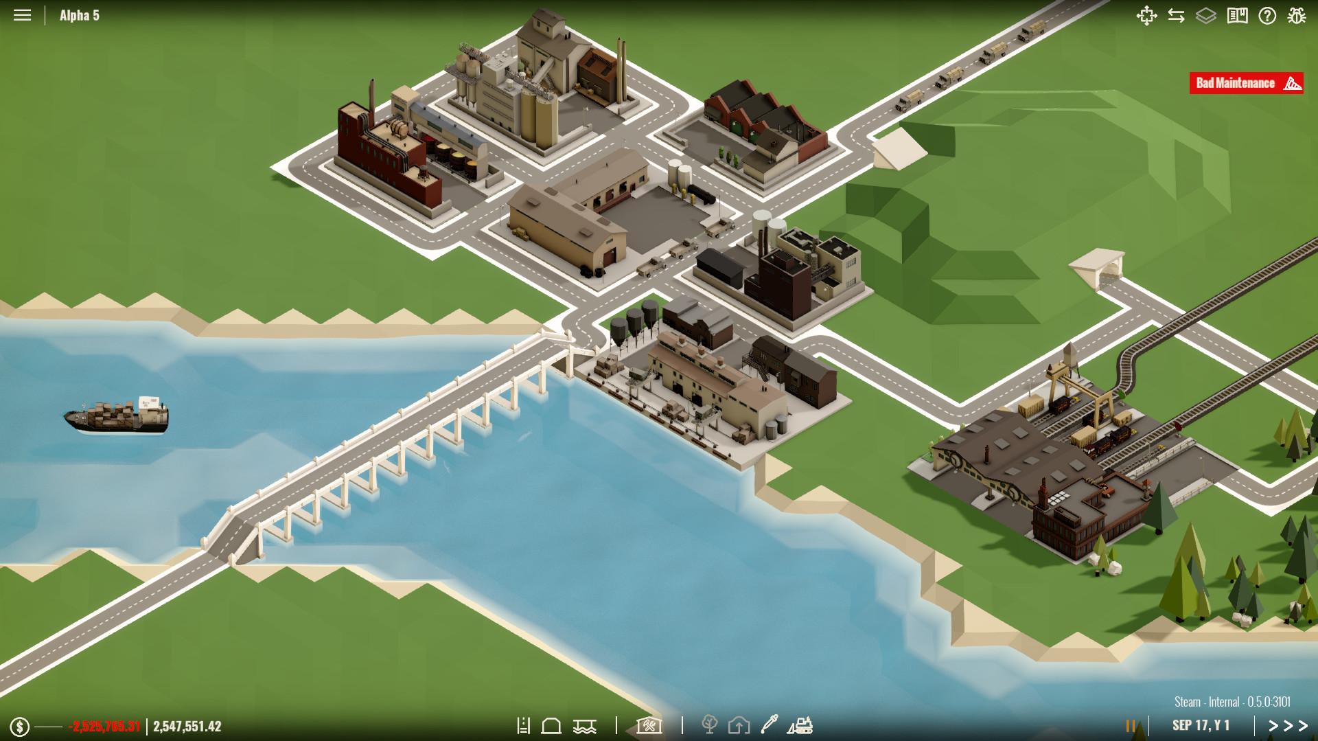 Rise of Industry screenshot 2