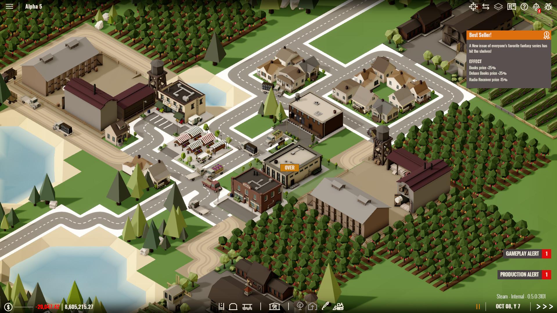 Rise of Industry screenshot 1