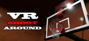 VR SHOOT AROUND - Realistic basketball simulator - cover art