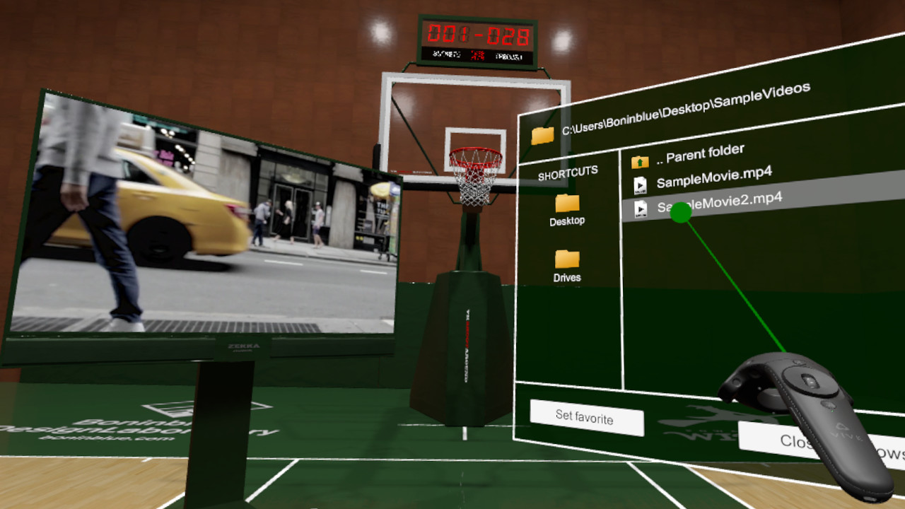 What's On Steam - VR SHOOT AROUND - Realistic basketball simulator -