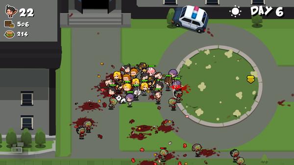 Run!ZombieFoods!