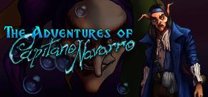 The Adventures of Capitano Navarro cover art
