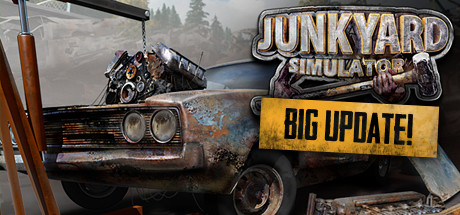 In Junkyard Simulator you play as owner of scrap yard, which with his own  hands is trying to create the largest junkyard in the area.