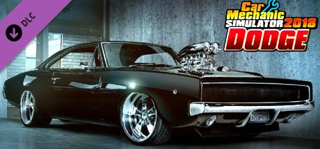 Car Mechanic Simulator 2018 - Dodge DLC