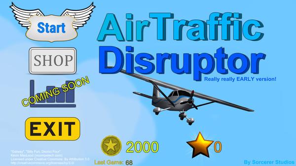 Air Traffic Disruptor 0