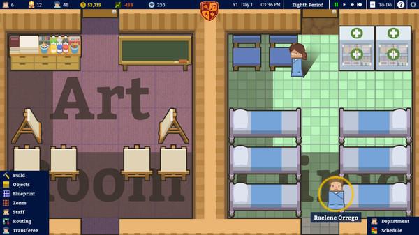 Academia : School Simulator download