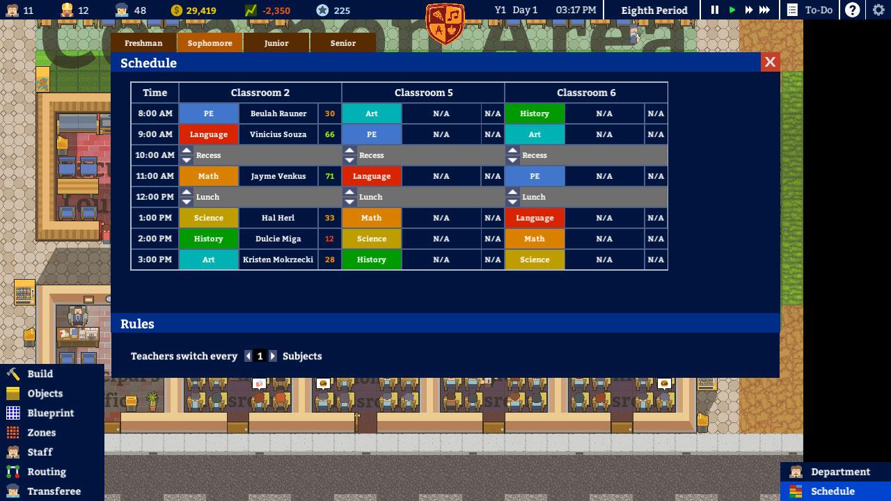 academia school simulator free download 2019