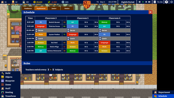 Download Academia : School Simulator free download