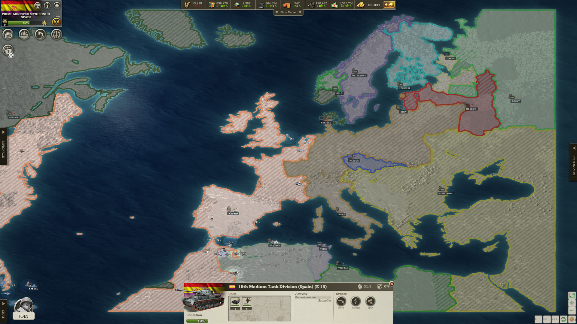 Call of War on Steam