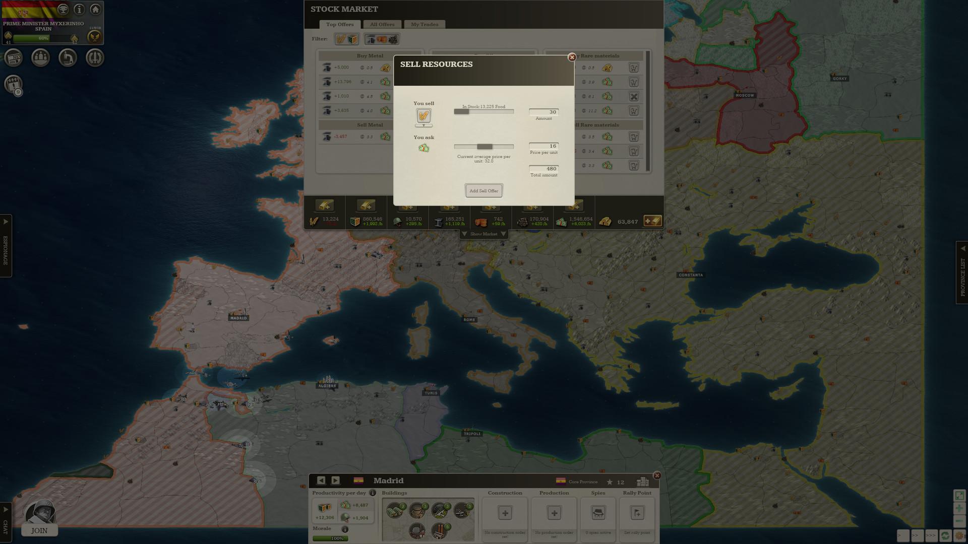 Mag domination map screenshot