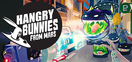 Teaser image for Hangry Bunnies From Mars