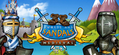 Swords and Sandals Medieval cover art