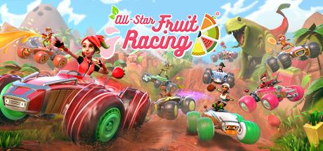 All-Star Fruit Racing [PT-BR] Capa