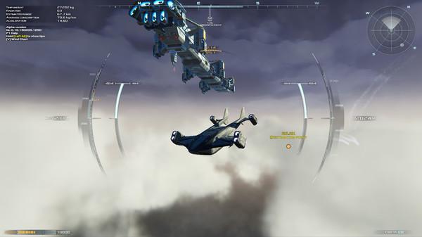 Capture d'écran n°1 du Jeu Frontier Pilot Simulator