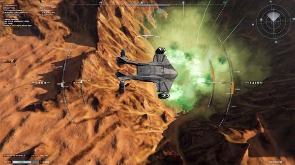 Capture d'écran n°4 du Jeu Frontier Pilot Simulator