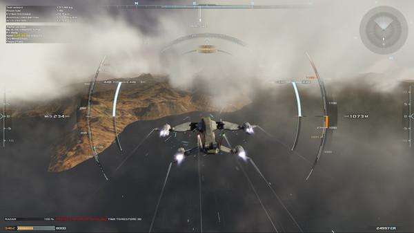 Capture d'écran n°8 du Jeu Frontier Pilot Simulator