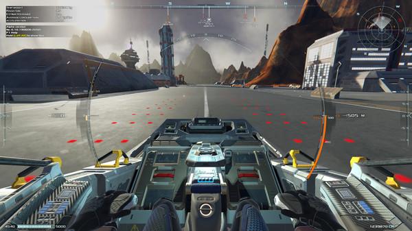 Capture d'écran n°3 du Jeu Frontier Pilot Simulator