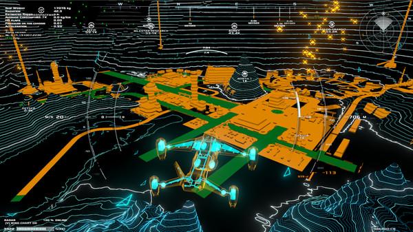 Capture d'écran n°2 du Jeu Frontier Pilot Simulator