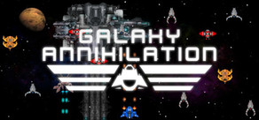 Galaxy Annihilation cover art