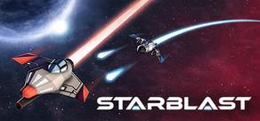 Starblast cover art