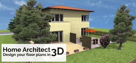 Home Architect U2013 Design Your Floor Plans In 3D Is A Professional Software  Program For House Modeling In 2D And 3D. Create And Customize The  Architecture Of ...
