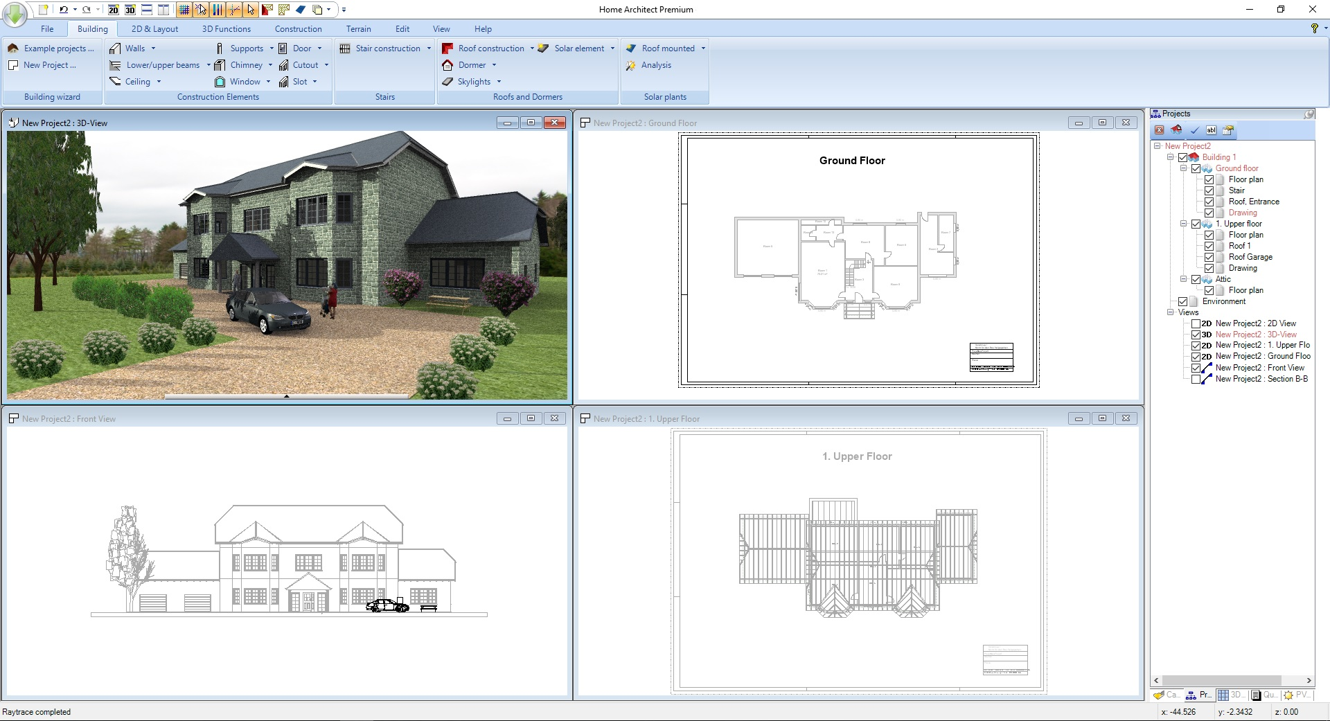 Home Architect - Design your floor plans in 3D - SteamStat.ru