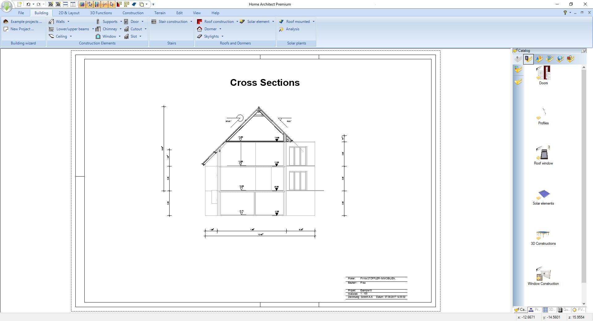 Aplicativos : Home Architect - Design your floor plans in 3D