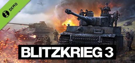 Blitzkrieg 3 Demo