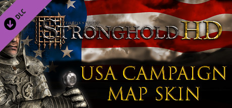 Stronghold HD - USA Campaign Map Skin