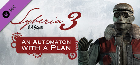 Teaser for Syberia 3 - An Automaton with a plan