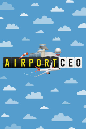 Airport CEO poster image on Steam Backlog