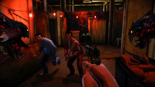 скриншот The Darkness II 2