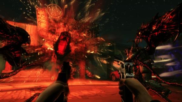 скриншот The Darkness II 4