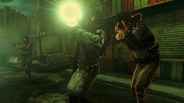 скриншот The Darkness II 3