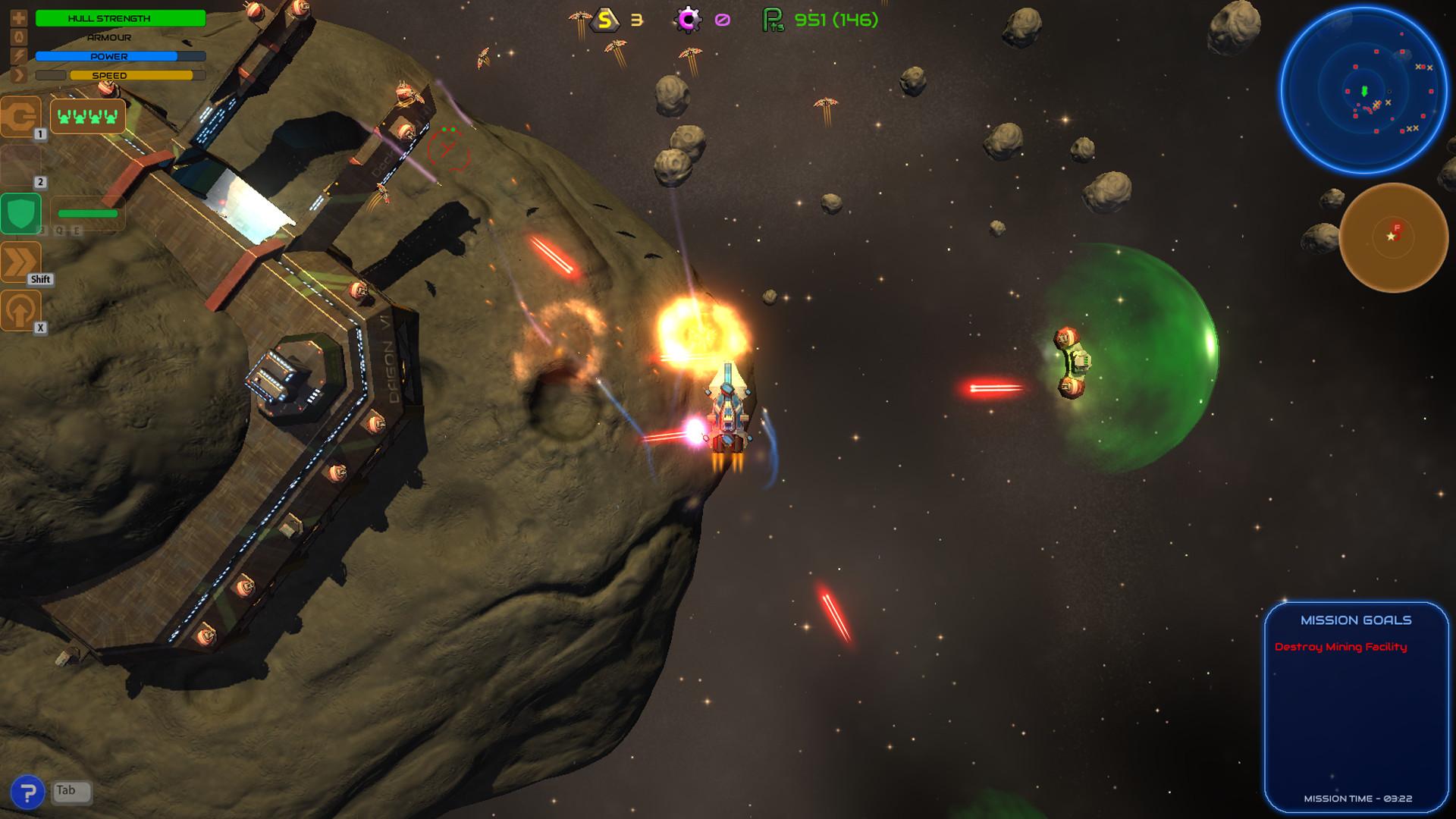 Space Battlecruiser On Steam