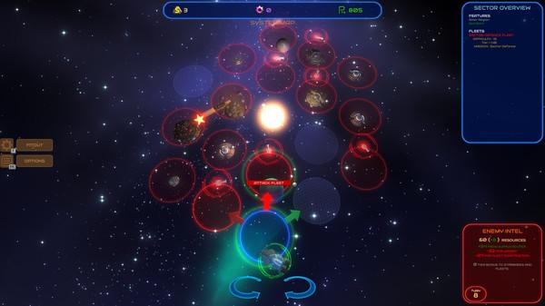 Space Battlecruiser
