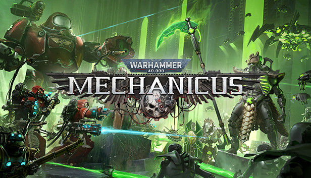 Warhammer 40,000: Mechanicus on Steam