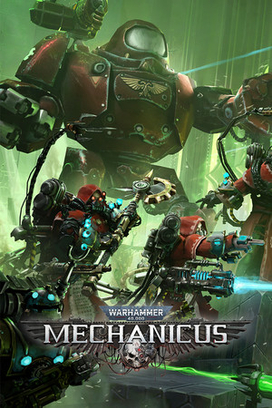 Warhammer 40,000: Mechanicus poster image on Steam Backlog