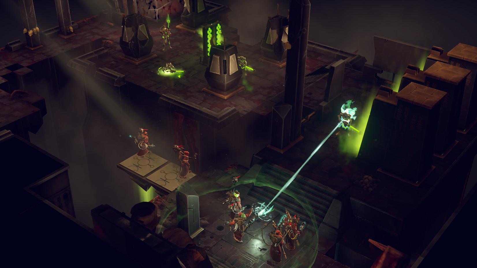Warhammer 40.000: Mechanicus confirma su lanzamiento en consolas 2