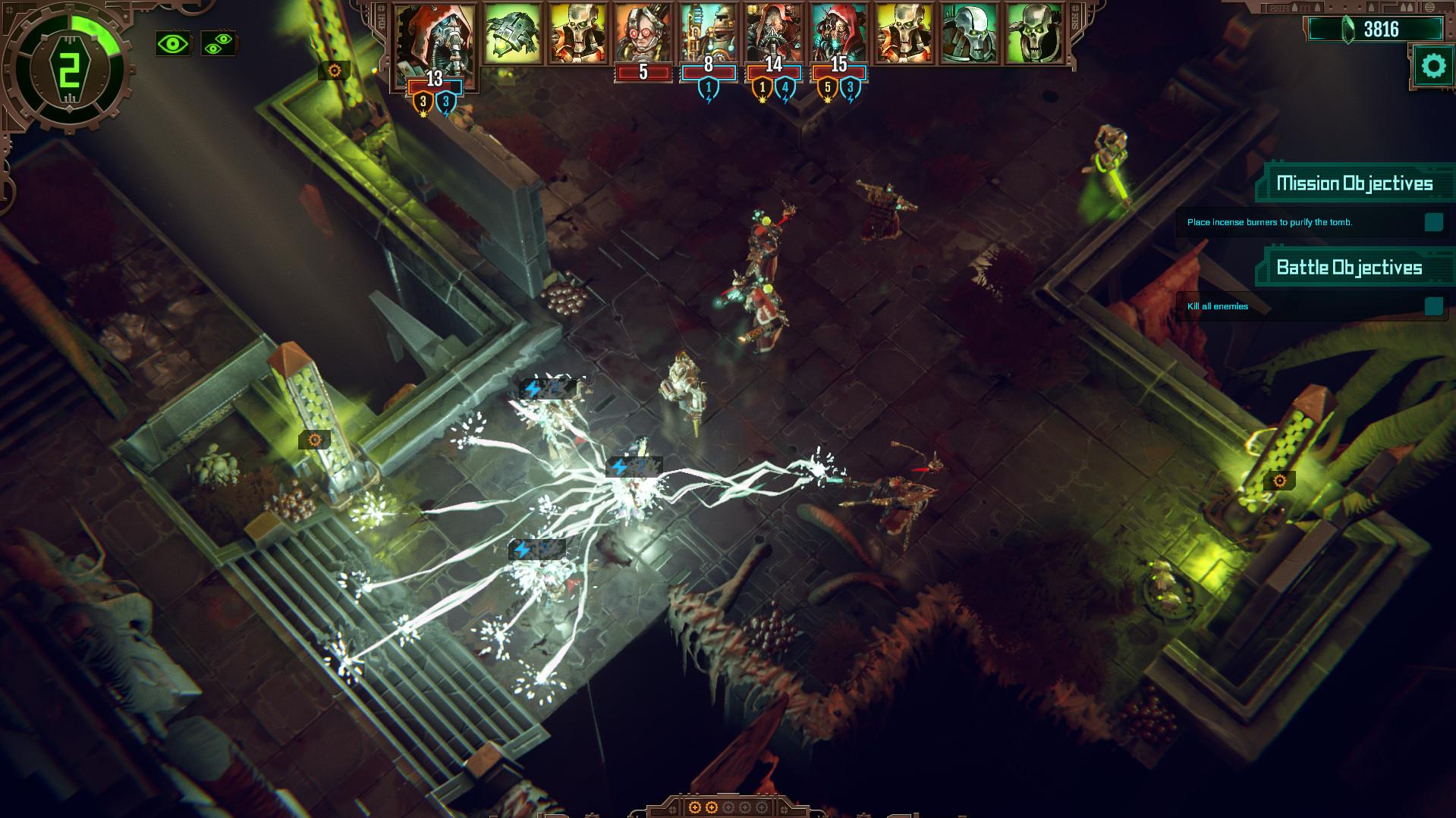 Warhammer 40,000: Mechanicus [RePack] [2018|Rus|Eng|Multi6]