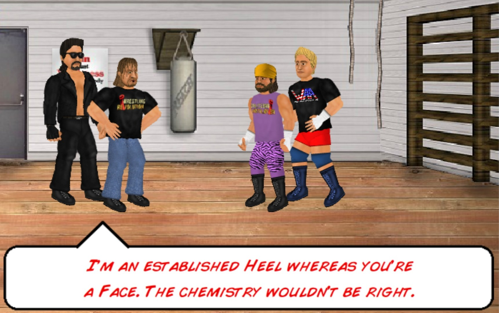 Wrestling Revolution 2D on Steam