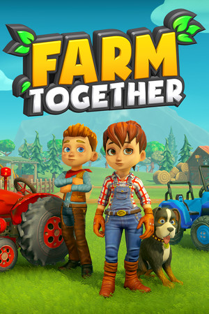 Farm Together poster image on Steam Backlog