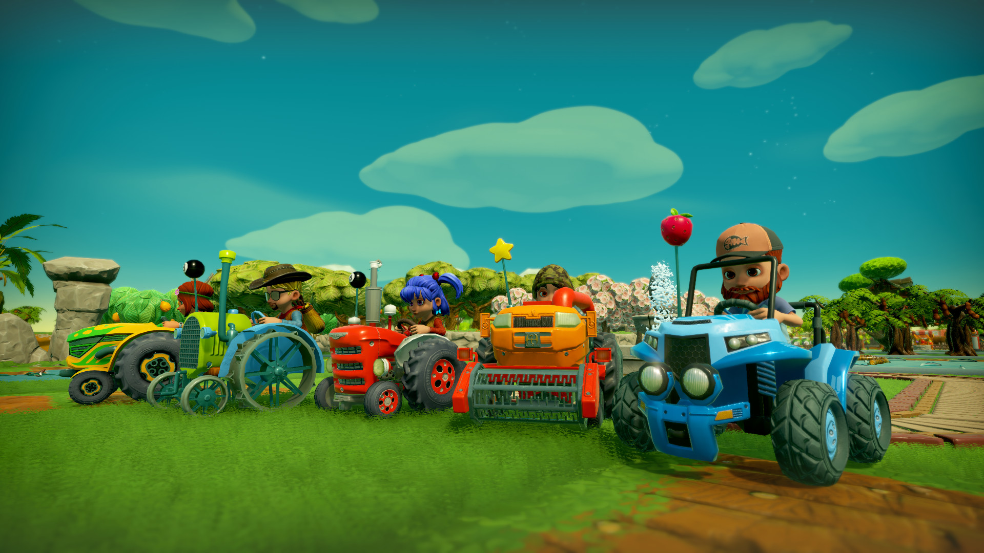 Link Tải Game Farm Together Chơi Online Miễn Phí