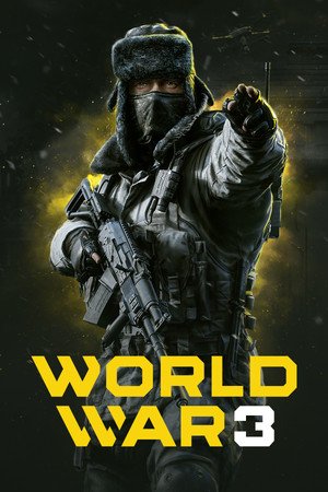 World War 3 poster image on Steam Backlog