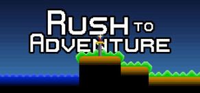 Rush to Adventure cover art