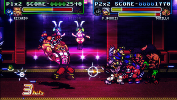 Double Dragon Neon And 30 Similar Games Find Your Next Favorite Game On Steampeek