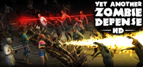 Game Banner Yet Another Zombie Defense HD